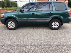 Awd 2003 Honda Pilot great family suv for Sale in Glen Burnie, MD