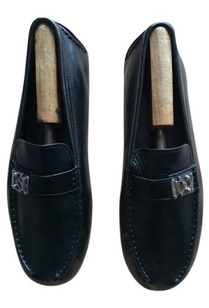 ec142da8dbe9 Authentic Louis Vuitton loafers Driving shoes Black for Sale in Boca Raton