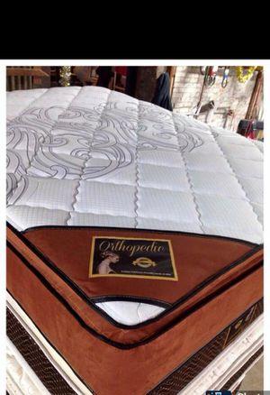 Te ofrecemos los mejores precios de camas Full Queen y King size asta la puerta de tu casa muchas variedad y diferentes estilos precios totalmente ec for Sale in Arlington, VA