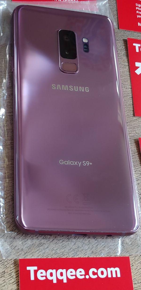 Purple att sim unlocked Samsung galaxy s9 plus 64gb for Sale in San Jose, CA - OfferUp