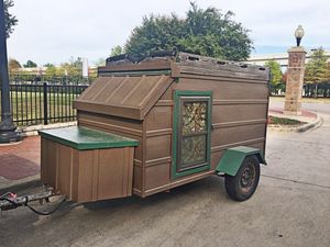 Cute Teardrop Camper for Sale in Dallas, TX