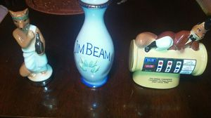 Jim beam collectibles for Sale in Philadelphia, PA