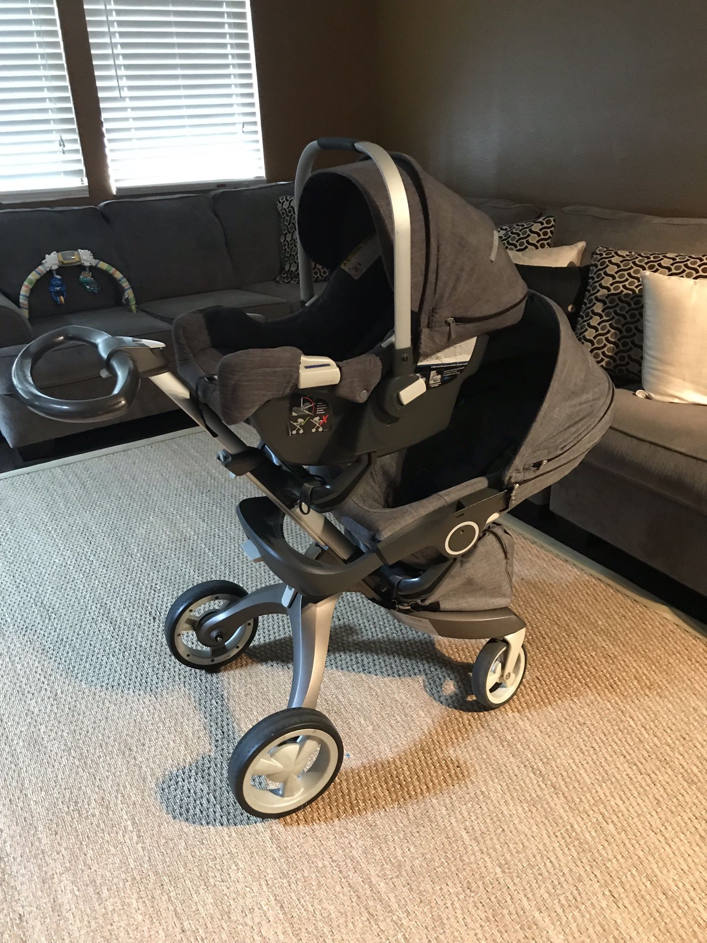 Double stroller Limited Edition
