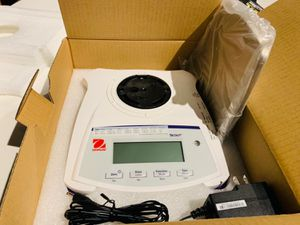 Ohaus Scout SJX1502N/E Portable Balance 1500 gram Accuracy 0.01 gram Class II, Legal For Trade Scale NTEP OLCC for Sale in Portland, OR