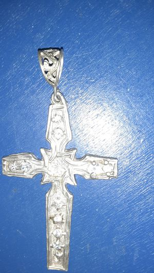 Photo Real Silver cross