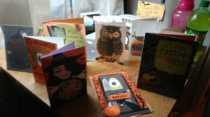 21 Hallmark Collection Halloween greeting cards! for Sale in Coeur d'Alene, ID