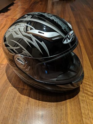 New Nitro Aikido Motorcycle Helmet for Sale in Seattle, WA