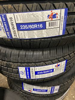 New And Used Tires  Thumbnail