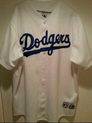 c3e7c8622 Los Angeles Dodgers Majestic Major League Baseball genuine merchandise  jersey