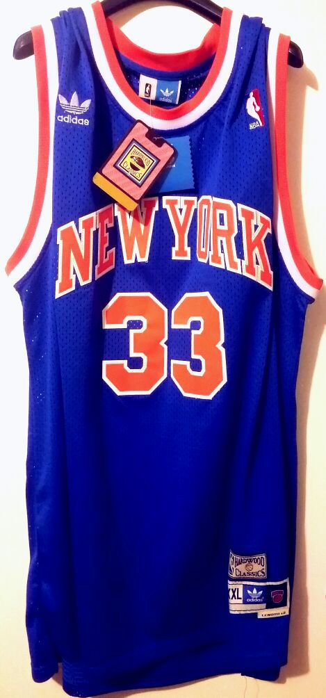 reputable site 7fc72 ea2ba New York Knicks Patrick