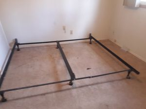 King size bed Frame for Sale in Burien, WA