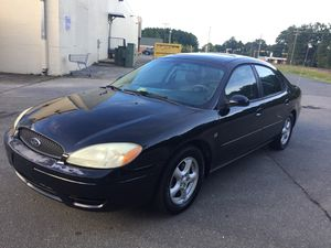 2004 Ford Taurus SES One owner 118K miles Runs and drives great Excellent condition Zero mechanical problems Leather seats Sunroof Passed NC In for Sale in Durham, NC
