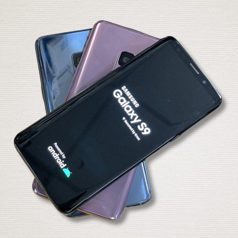 Samsung Galaxy S9 64 GB Unlocked Each