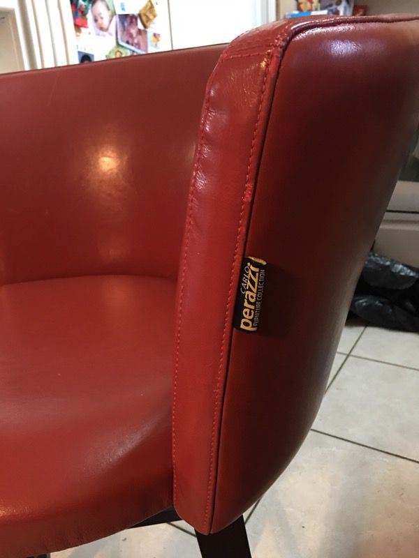 Groovy Leather Stool Carlo Perazzi For Sale In Hialeah Fl Offerup Pabps2019 Chair Design Images Pabps2019Com