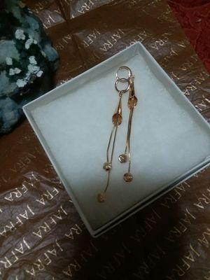 hermosos aretes oro brasileño for Sale in Manassas, VA