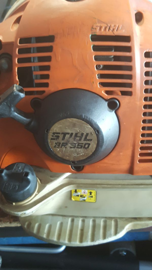 Stihl br 350 for Sale in Bell Gardens, CA - OfferUp