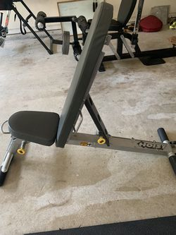 Hoist adjustable bench for lifting Thumbnail
