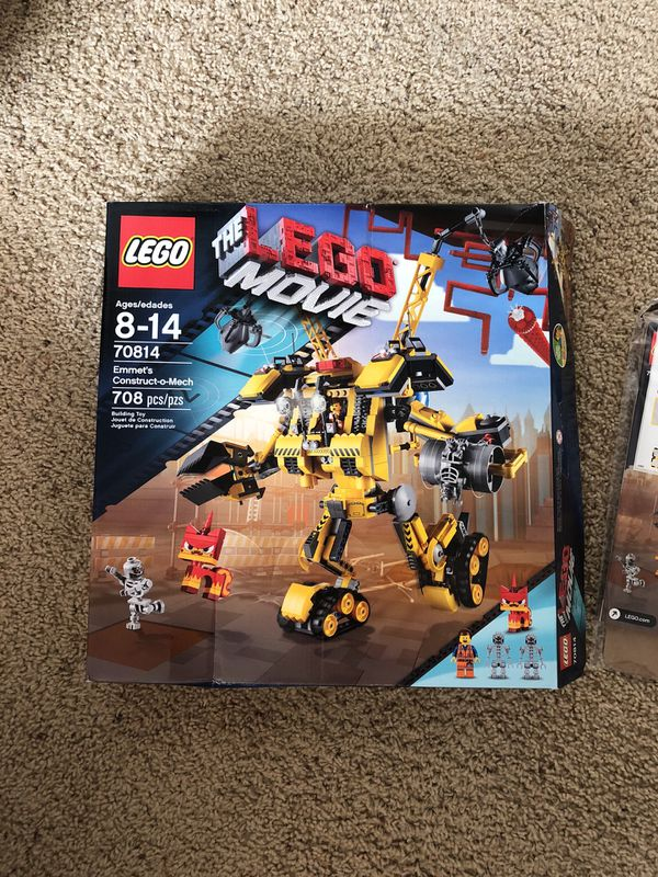 Lego Movie Lego Set For Sale In Tacoma Wa Offerup