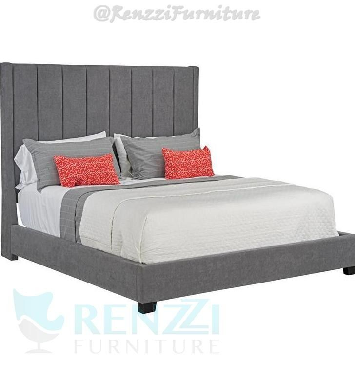 King Bed Frame & Financing Available