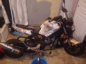 Photo 150 cc gy6 super pocket bike (full sizes)