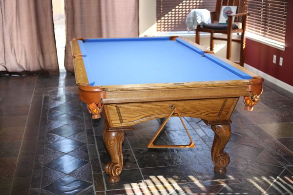 Olhausen Th Anniversary Ft Pool Table For Sale In Salida CA - Olhausen 30th anniversary pool table price