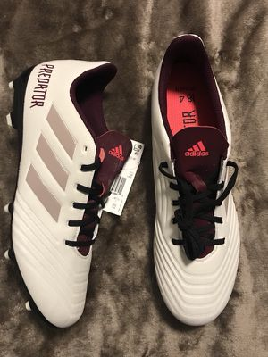 Adidas Predator 18. FG Woman Cleat Shoes for Sale in Washington, DC