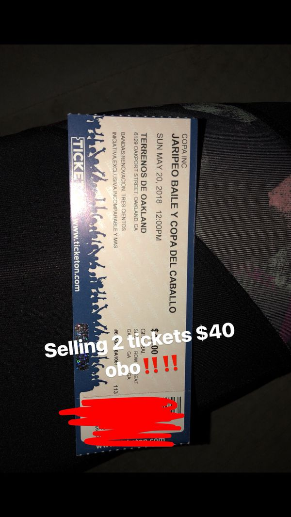 JARIPEO BAILE for Sale in Oakland, CA - OfferUp