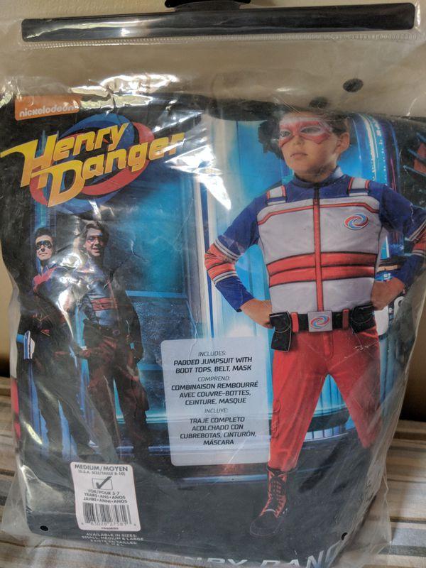 Halloween Costume Henry Danger For Sale In Huntington Station Ny