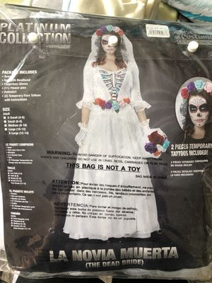"Halloween costume ""the dead bride"" for Sale in Lake Buena Vista, FL"