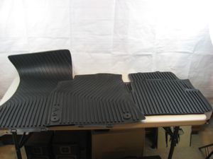 Audi A4 2007 & Other Models Set of 4 Floor Mats-New for Sale in Springfield, VA