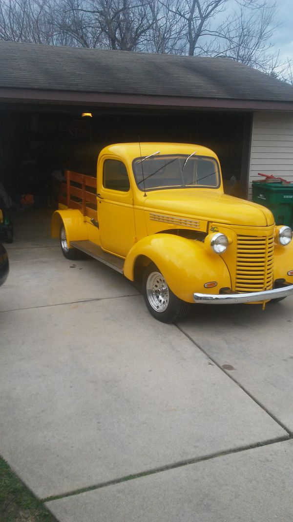 1946 Chevy Truck For Sale In Romulus Mi Offerup