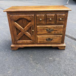 Small Oak Buffet for Sale in Woodbridge, VA