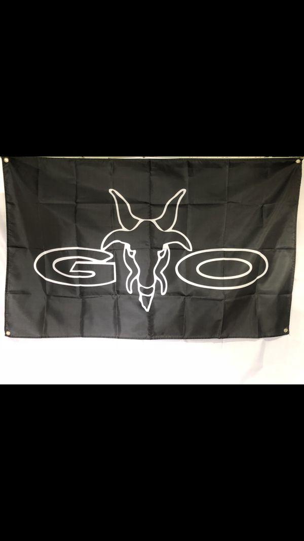 gto goat logo