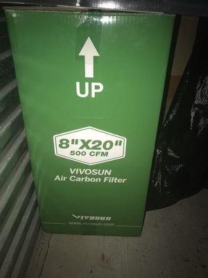 """8"""" carbon filter for Sale in Washington, DC"""