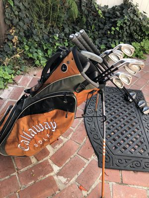 Golf clubs Ram FX full set Left Handed for Sale in Lakewood, CA