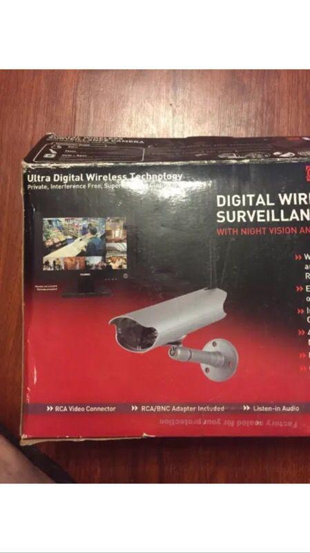 Lorex wireless camera