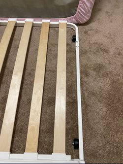 wood daybed twin trundle *no mattress Thumbnail