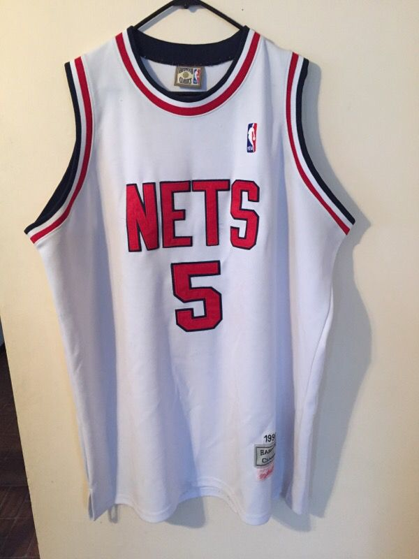 cheap for discount 822db 51a02 Mitchell and Ness New Jersey Nets Jason Kidd Jersey for Sale in Shoreline,  WA - OfferUp