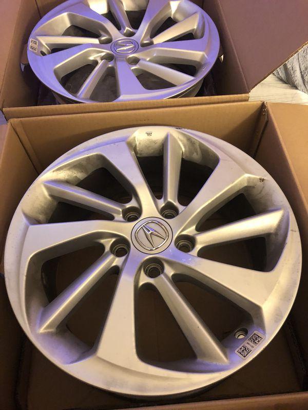 Oem Acura ILX Rims For Sale In Camarillo CA OfferUp - Acura ilx rims