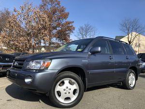 2005 Toyota Highlander Limited 3rd Row for Sale in Dulles, VA