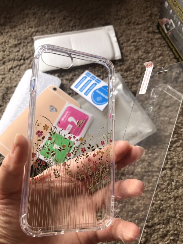 KINFUTON iPhone 8 Case & iPhone 7 Case with Screen ...