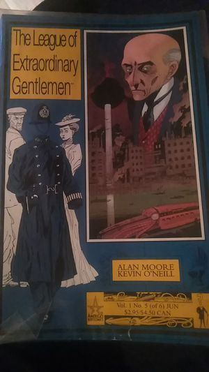 """Rarest comic book of the 90's league of extraordinary gentlemen book 5 """"recalled edition""""!!!! for Sale in Seattle, WA"""