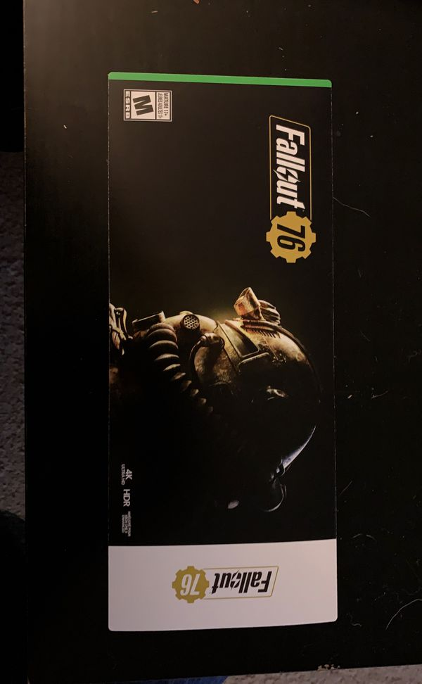 Fallout 76 digital game code Xbox one for Sale in Naugatuck, CT - OfferUp