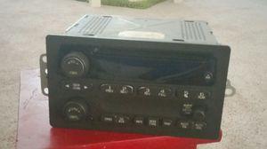 GM CHEVY TAHOE SIERRA SILVERADO S10 CD PLAYER RADIO for Sale in Richmond, VA