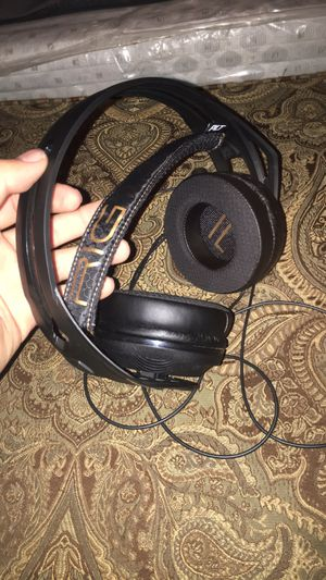 RIG 400PRO HC PS4/PC/Mobile Headset . for Sale in San Antonio, TX