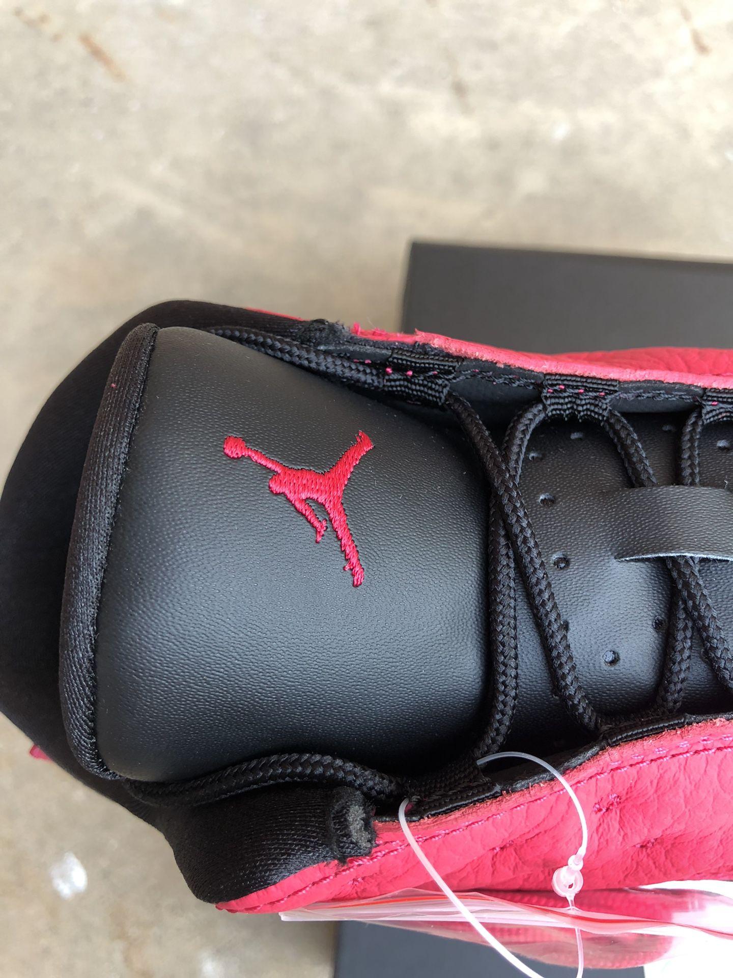 Air Jordan Retro 13 Low Very Berry Size 7 GS