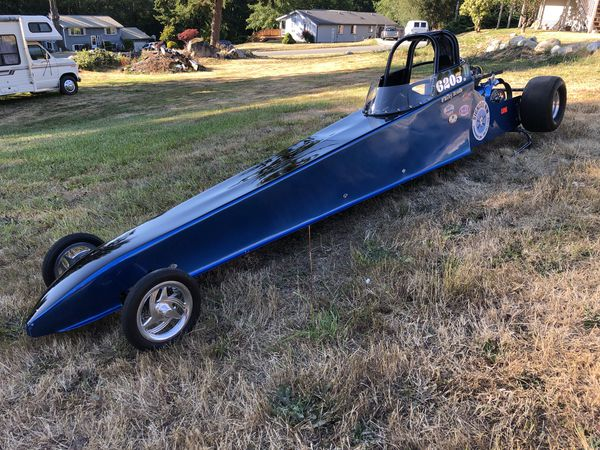 Jr dragster for Sale in Oak Harbor, WA - OfferUp