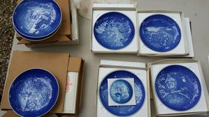 Bing and Grondahl collectors plates for Sale in St. Louis, MO