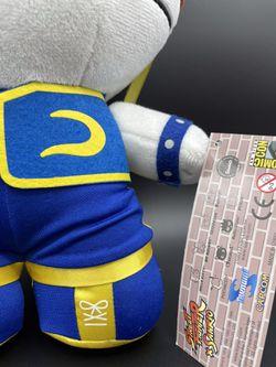 "Street Fighter X Sanrio Chun Li Plush Figure - 11"" Comic-con 2012 Capcom Exclusive - New With Tags Thumbnail"
