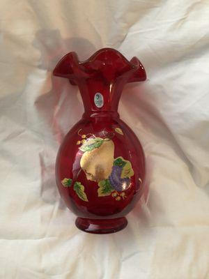Fenton collection glass for Sale in Alexandria, VA